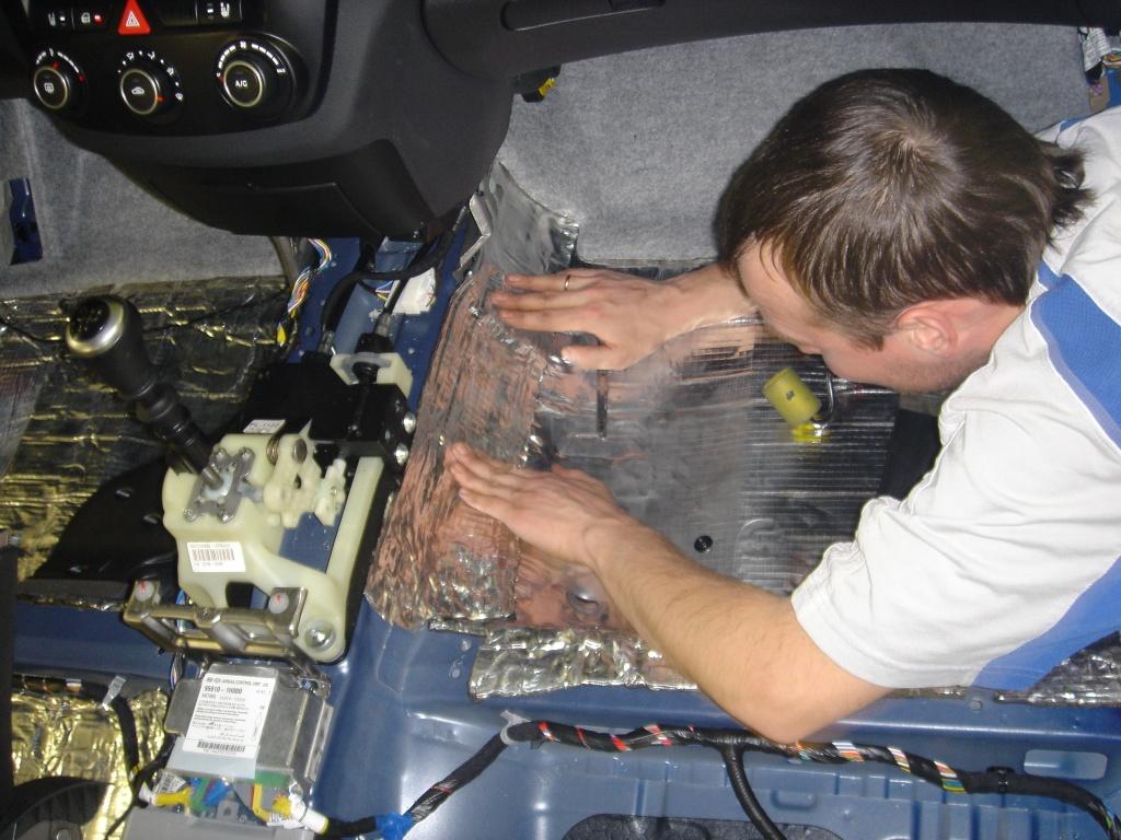 Как сделать шумоизоляцию для автомобиля своими руками