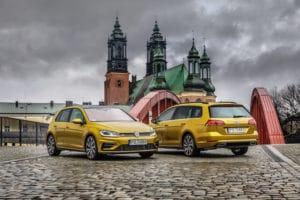 Обновленный Volkswagen Golf