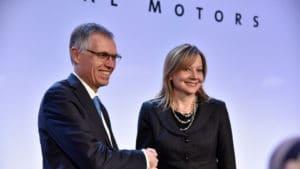 Французы покупают Opel