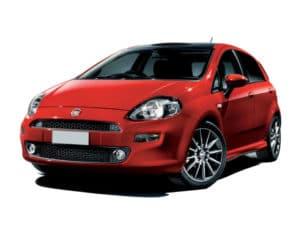 Новый Fiat Punto с 2018 года