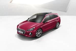 Hyundai i30 Wagon в салонах с июля