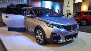 Peugeot 5008 дебютирует
