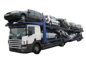 Транспортировка грузов автовозом