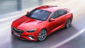 260-сильный Opel Insignia GSi премьера во Франкфурте