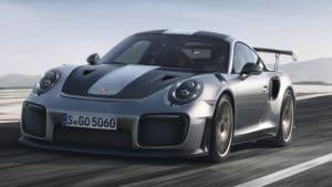 Porsche 911 GT2 RS самая мощная
